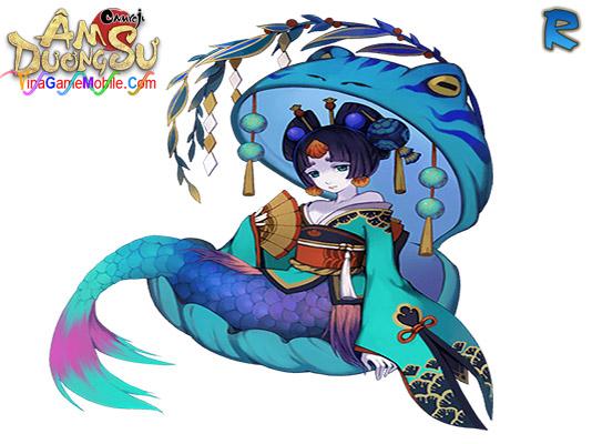 Sò: là một thiếu nữ có đuôi cá luôn ngồi trong vỏ sò. Luôn thấy hiếu kỳ với  tất cả, luôn yêu thích thế giới này. Nhưng mọi thứ lại không như ...