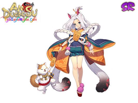 Thức thần miêu chưởng quỹ Onmyoji