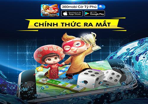 Tải game 360mobi Cờ Tỷ Phú