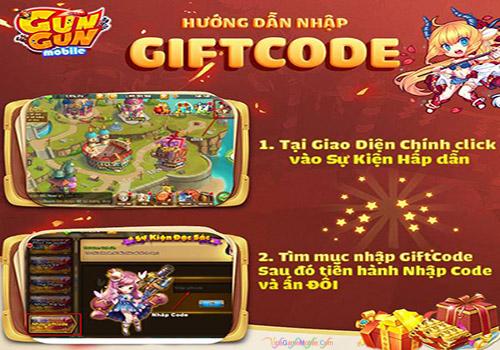 Hướng dẫn cách lấy và nhập Code Gun Gun Mobile Huong-dan-cach-nhap-code-gun-gun-mobile
