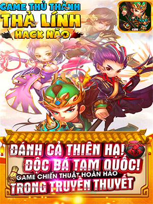 Tam Quốc Thủ Thành H5 – MangaPlay Tai-tam-quoc-thu-thanh-h5-01